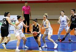 Samsun Canik Belediye: 49 - Beşiktaş HDI Sigorta: 112