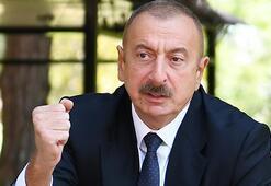 Aliyevden son dakika operasyon açıklaması