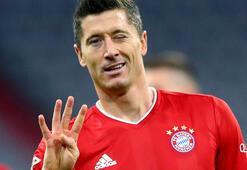 Lewandowski coştu, Bayern Münih kazandı
