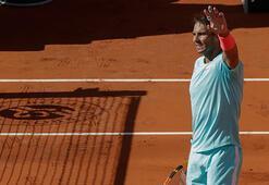 Fransa Açıkta Nadal ve Thiem çeyrek finalde