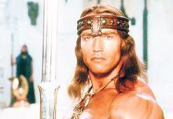 'Barbar Conan' dizi olacak