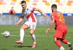 Antalyasporun dış sahadaki yenilmezlik serisi sona erdi