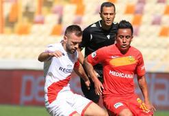 Yeni Malatyaspor 6 maçlık galibiyet hasretini sonlandırdı