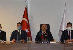 İzmirde AK Partiden belediye faaliyetleri değerlendirmesi