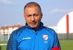 Bolusporda flaş teknik direktör kararı