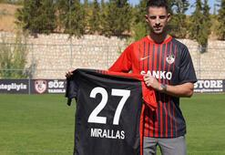 Transfer haberleri | Kevin Mirallas, Gaziantep FKda