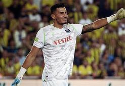 Trabzonsporlu futbolcular Uğurcan Çakır ve Benik Afobe baba oldu