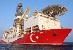 Bakanlıktan Yavuz sondaj gemisine ilişkin açıklama