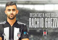 Son dakika | Beşiktaş, Rachid Ghezzal transferini açıkladı
