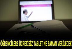 Ücretsiz tablet ne zaman, kimlere verilecek, başvuru nasıl yapılacak MEB okullarda tablet mi dağıtacak