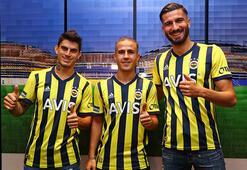 Fenerbahçenin yeni transferleri sağlık kontrolünden geçirildi