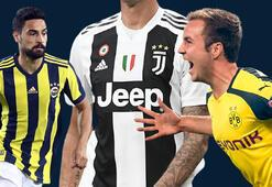 Son dakika   Dünya yıldızları kulüpsüz kaldı İşte bonservisi elinde futbolcular...