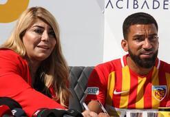 Kayserispor 14 transfer yaptı