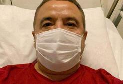 Başkan Böcekin sağlık durumu ciddiyetini koruyor