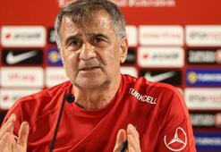 Şenol Güneş: Almanya karşılaşması bizim için test maçı olacak