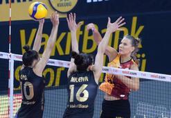 VakıfBank-Galatasaray HDI Sigorta: 3-0