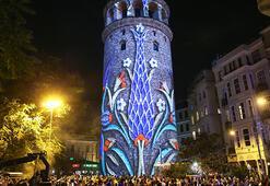 Restorasyon tamamlandı Galata Kulesi ziyarete açıldı
