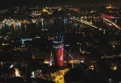 İstanbulun simgelerinden Galata Kulesi ziyarete açıldı