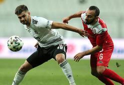 Beşiktaşta Hasic liste dışı