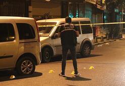 Kırmızı otomobille kaçtılar Polis her yerde onları arıyor