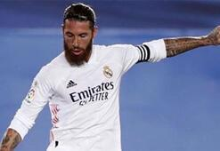 Sergio Ramostan idmanda harika frikik golleri...