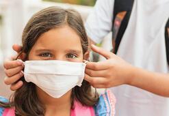 Çocuklar Covid-19'dan korunmak için maske takmalı mı
