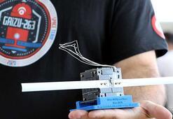 Türkiyenin ilk cep uydusu Grizu-263A uzay yolculuğu için gün sayıyor