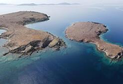 Ayvalıkta, Kız Adası da kesin korunacak hassas alan ilan edildi