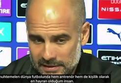 Guardiola, Bielsayı öve öve bitiremedi