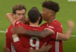 Robert Lewandowskinin Hertha Berline karşı resitalini izliyoruz...