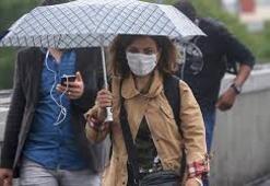 İstanbulda yarın hava nasıl, dolu yağmur yağacak mı (8 Ekim) Metorolojiden İstanbul hava durumu uyarısı
