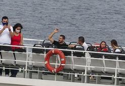 Her gün binlerce yolcu taşıyor Mürettebat korona çıktı