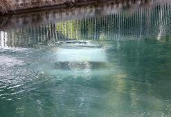 Adanada can pazarı Sulama kanalına devrildi