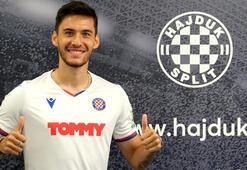 Son dakika - Hajduk Split, Umut Nayiri resmen açıkladı