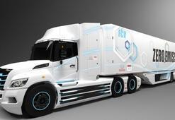 Toyota elektrikli kamyon satışa sunacak