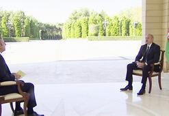 Son dakika...Aliyev CNN Türkte duyurdu: Türk SİHAları olmasa çok can kaybı olurdu
