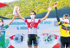 Denizlili bisikletçiler Türkiye şampiyonu