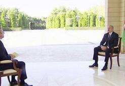 Aliyev CNN Türkte duyurdu: Türk SİHAları olmasa çok can kaybı olurdu