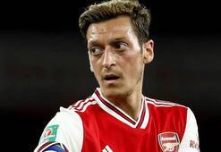 Son dakika | Mesut Özil Avrupa Ligi kadrosuna alınmadı