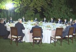 TBMM Başkanlık Resmi Konutunda yemek daveti