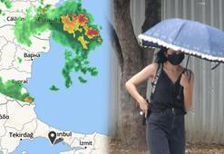 Son dakika... Bu bölgelerde yaşayanlar dikkat Meteorolojiden kuvvetli yağış uyarısı