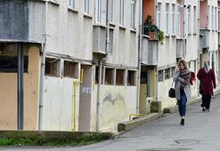 Rizenin Pisa kuleleri yıkılıyor