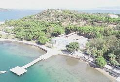 100 yıl sonra tekrar kullanılan Karantina Adası müze oluyor