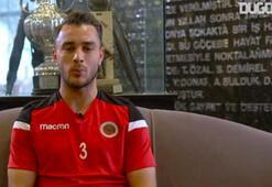 Halil İbrahim Pehlivanın hayali Avrupa kupalarında oynamak...