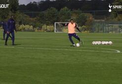 Carlos Vinícius, Tottenham ile antrenmanlara başladı