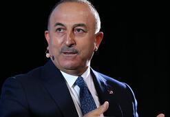 Dışişleri Bakanı Çavuşoğlu'ndan Kıbrıs Rumlarına hukuk dersi