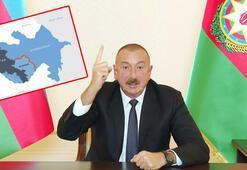 Son dakika: Azerbaycan Cumhurbaşkanı Aliyev açıkladı Ateşkes...