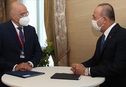 Son dakika... Türkiye-Yunanistan arasında görüşme Bakan Çavuşoğlundan flaş açıklama