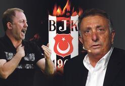 Son dakika... Beşiktaşa faturası ağır oldu Kadro dışı...