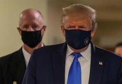 Trumptan koronavirüs açıklaması: Bence tamamen gitti